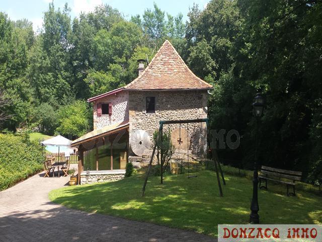 vente propri t ferme moulin aquitaine 64130 pays basque immobilier donzacq immo. Black Bedroom Furniture Sets. Home Design Ideas
