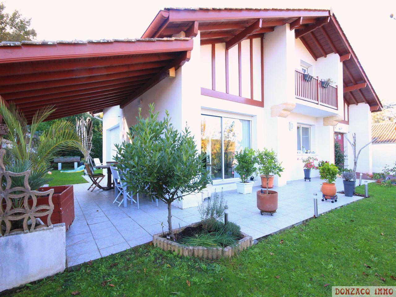 bayonne maison r cente de 4 chambres de 120 m habitable immobilier donzacq immo. Black Bedroom Furniture Sets. Home Design Ideas